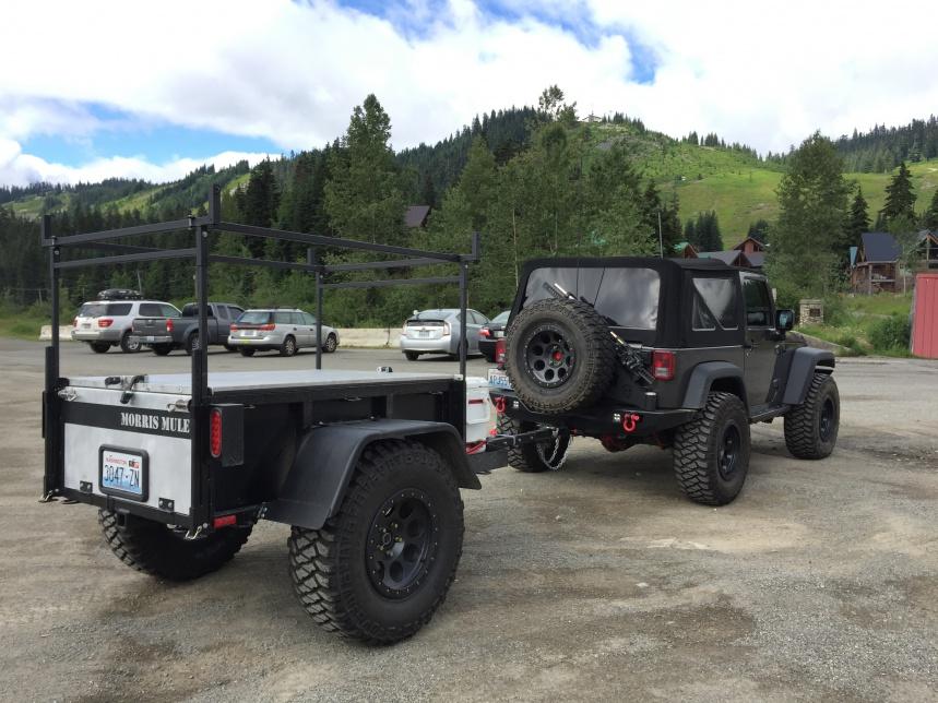 Cargo Trailer - Jeep Wrangler Forum