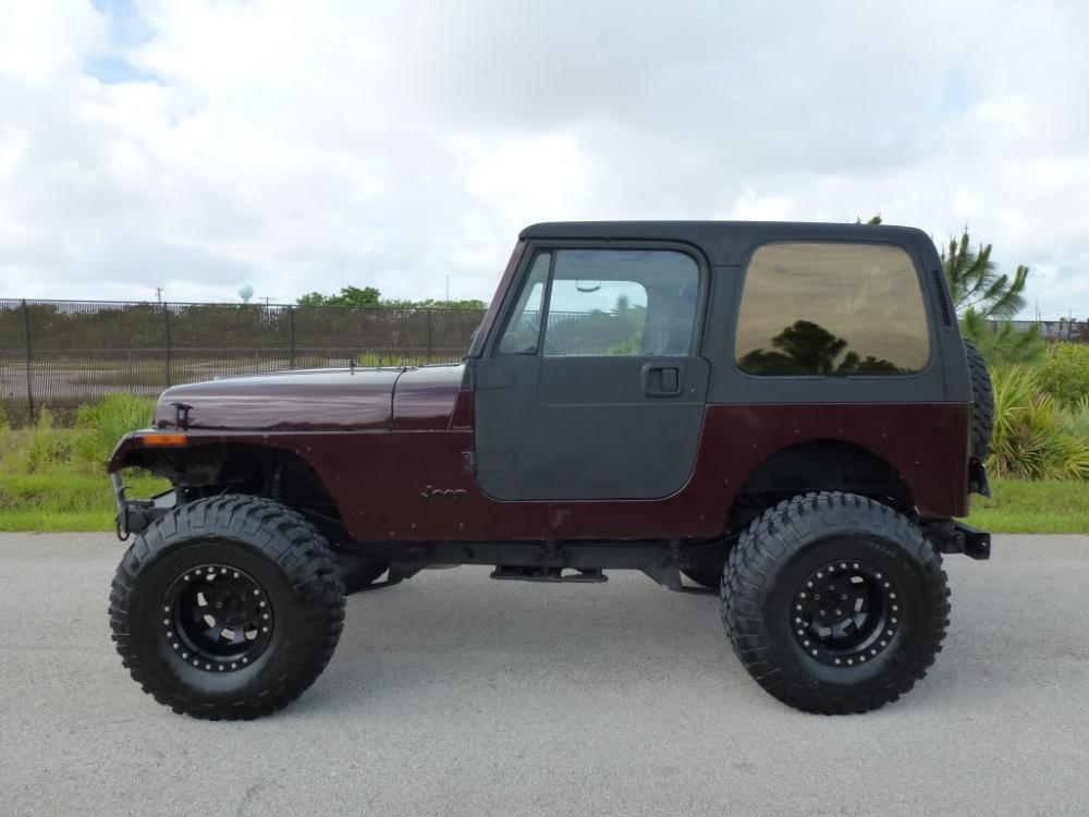 1993 Jeep Wrangler YJ - Jeep Wrangler Forum