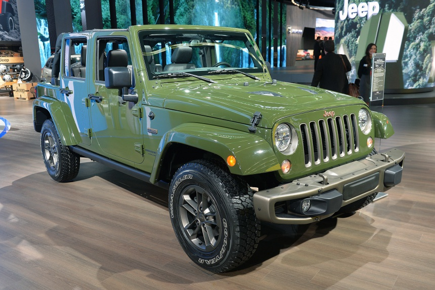 Sarge Green - Jeep Wrangler Forum