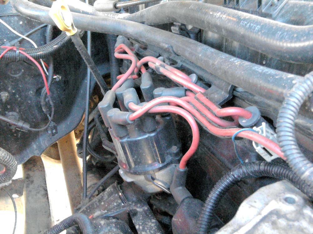 Jeep 40 Spark Plug Wire Diagram