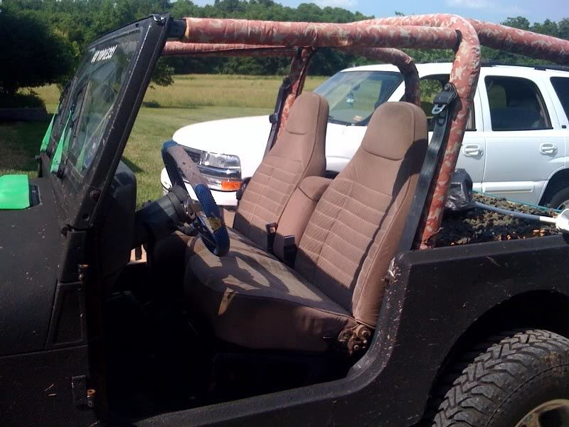 Front Bench Seat in a JK? - Jeep Wrangler Forum
