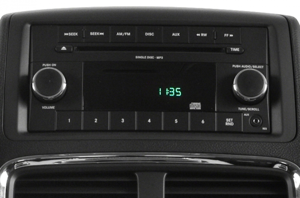 Uconnect 130 CD/MP3 confusion - Jeep Wrangler Forum