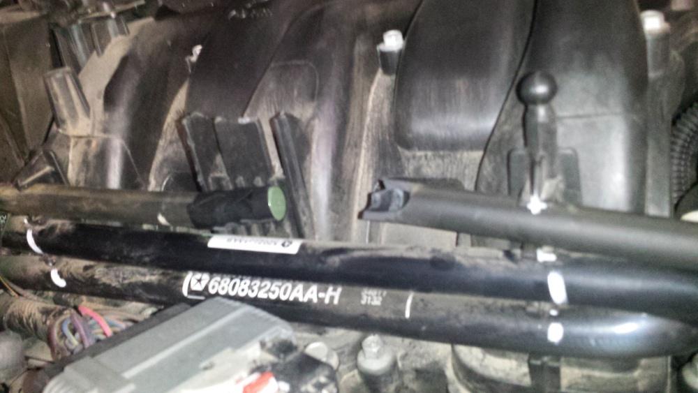 Jeep JK evap error fixes found - Page 2 - Jeep Wrangler Forum
