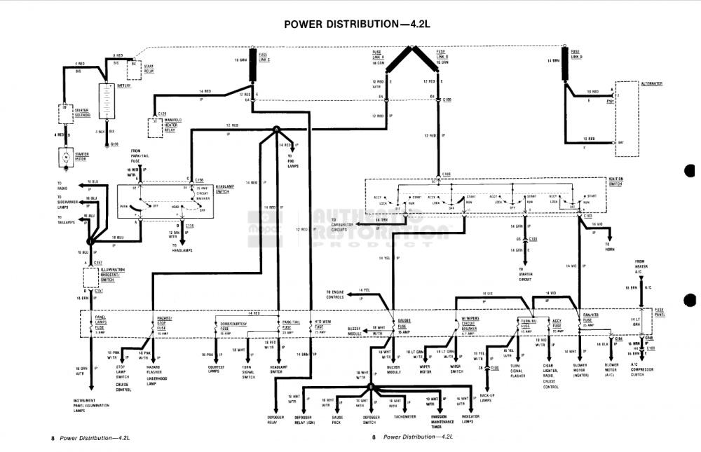 89 Yj Ignition Wiring Jeep Wrangler Forum