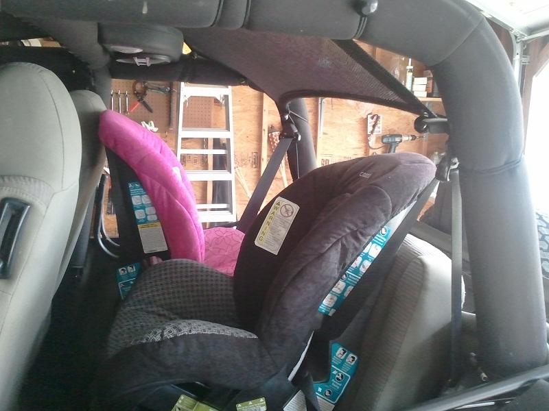 Baby Seat Jeep Wrangler Forum