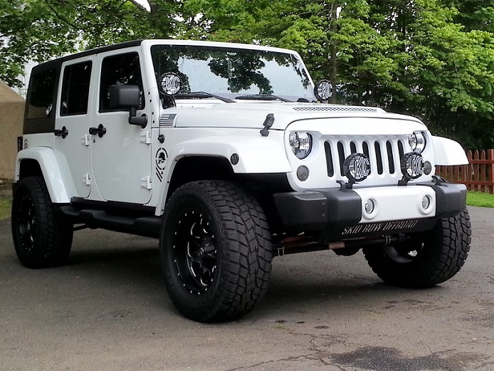 Show Your White Jeep Jeep Wrangler Forum