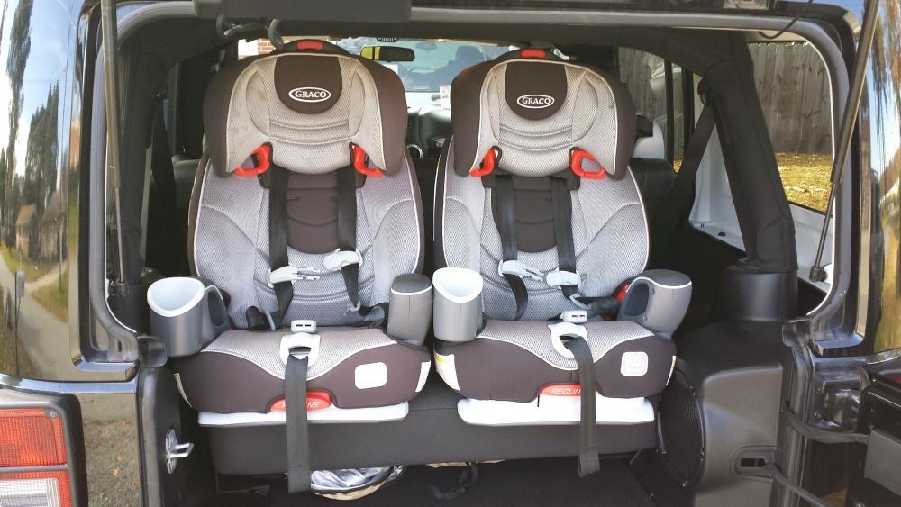Third Row Seat - Jeep Wrangler Forum