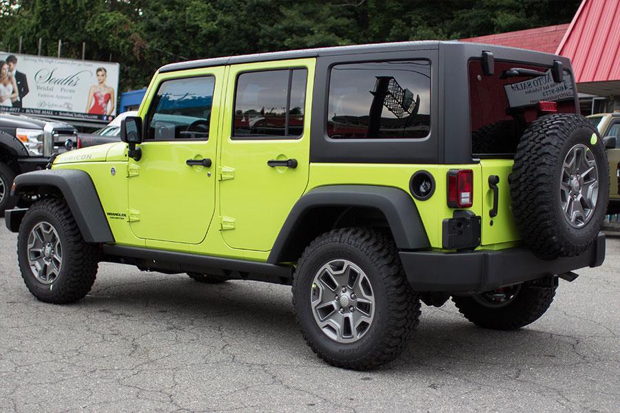 Click Image For Larger Version Name 2016 Jeep Wrangler Rubicon Hyper