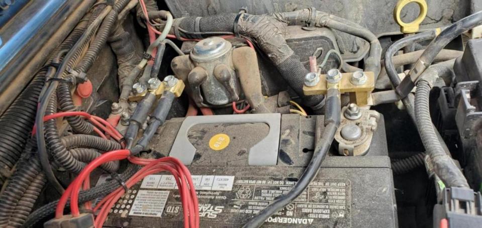 On board air compressor - Jeep Wrangler Forum
