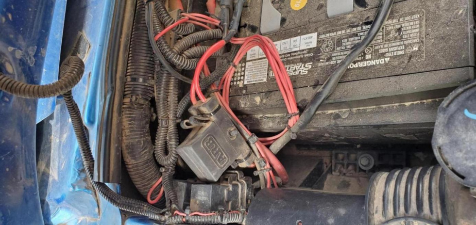 On board air compressor options? - Jeep Wrangler Forum