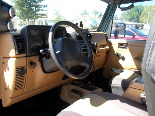 Bryck S Jeep Profile Bryck Jeep Tj