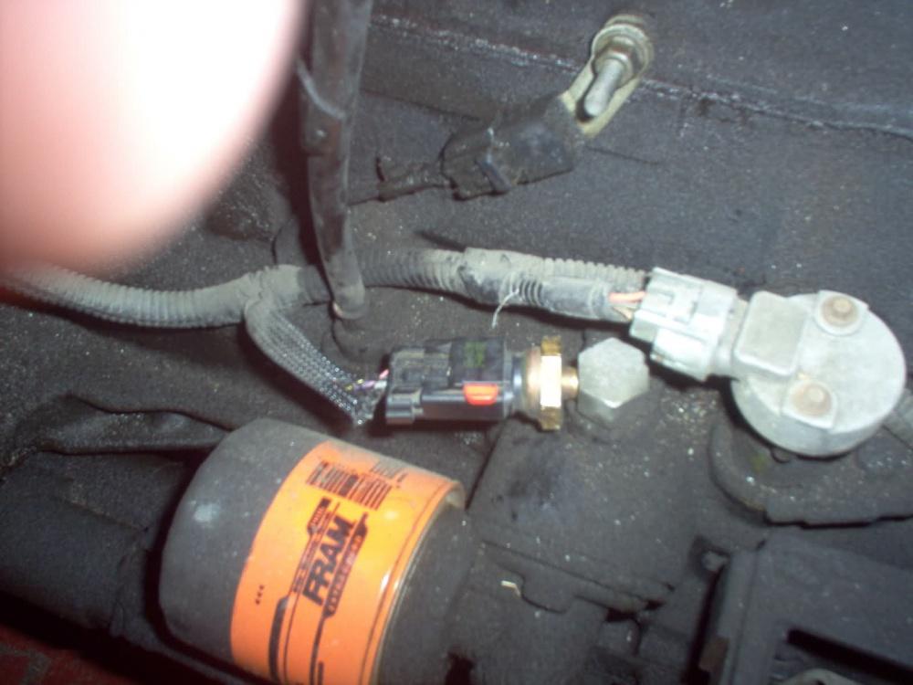 oil pressure sending unit - oem or not? - Jeep Wrangler Forum on
