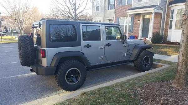Dulanis S Jeep Profile Silverback