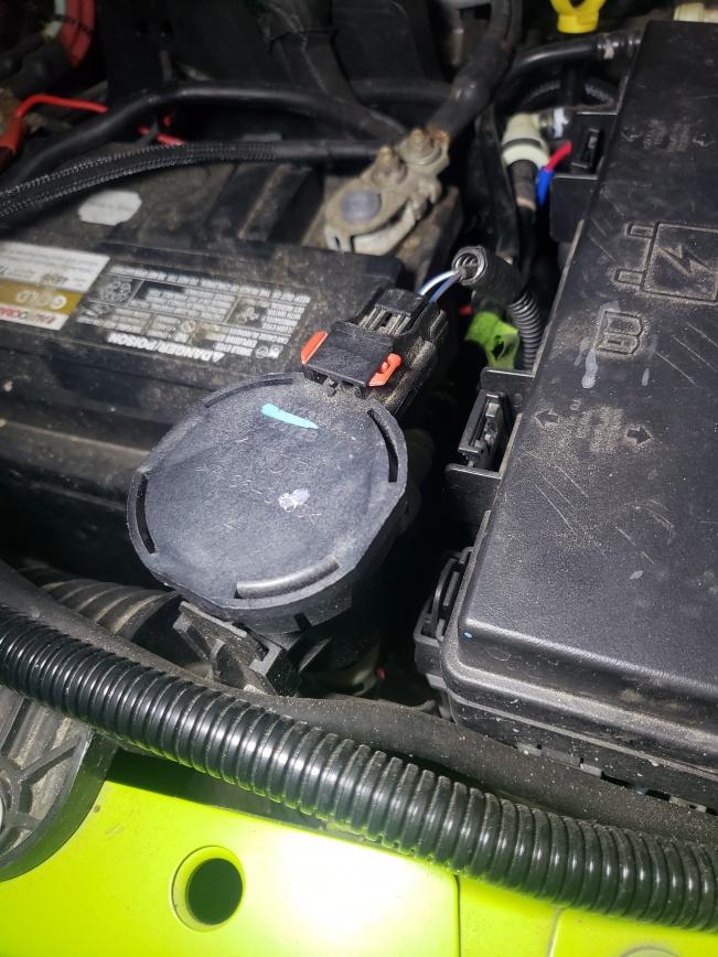P0456 Purge Valve Electrical Connector Jeep Wrangler Forum