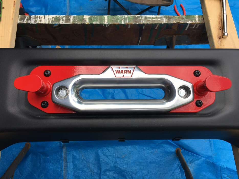 Installation of Warn Zeon 10-S on a Recon - Jeep Wrangler Forum on