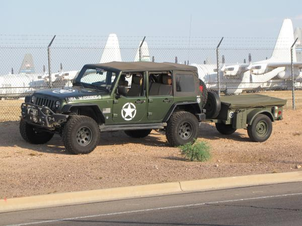 Beastmaster S Jeep Profile Sarge