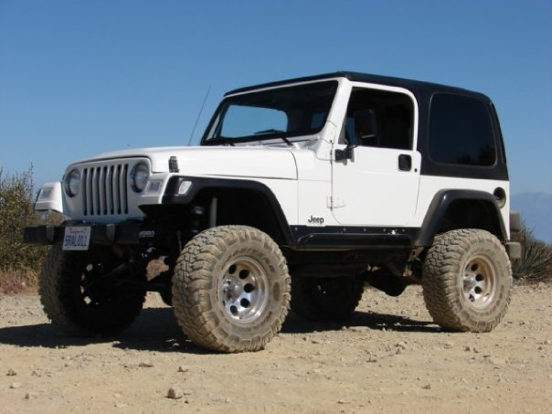 "1997 Jeep Wrangler Lift Kit >> 33 Tire with 6"" Lift - Jeep Wrangler Forum"