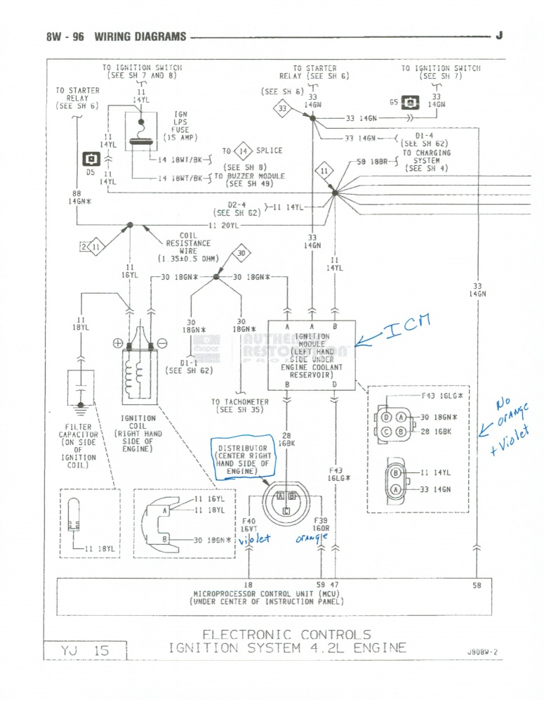 90 yj 4 2 wire color at icm for nutter bypass jeep wrangler forum click image for larger version 90 fsm nutter bypass wiring diagram jpg views