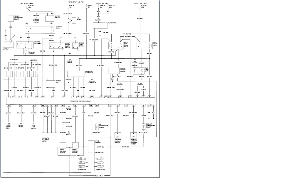 yj 4 0 wiring help please jeep wrangler forum click image for larger version 94 jeep engine controls wiring diagram jpg views
