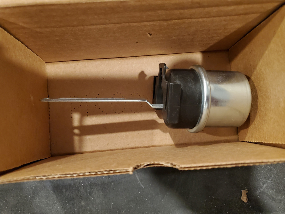 California Actuator for heater and air conditioning Mopar