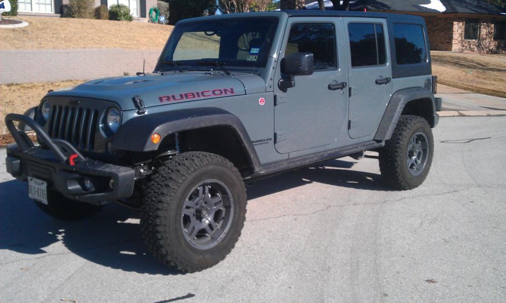 Mopar 2 inch lift 77070088 - with Fox Shocks - Page 35 - Jeep ...