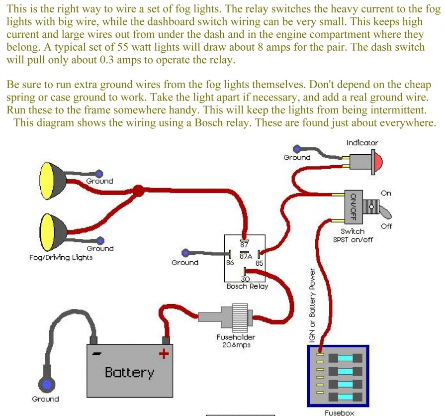 auxiliary back up light planning jeep wrangler forum click image for larger version bosch relay jpg views 242 size