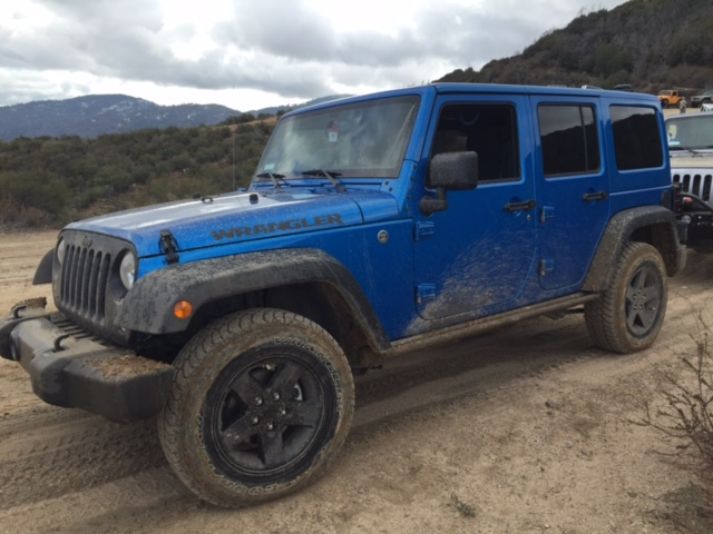 Hydro Blue Pearl Thread - Page 68 - Jeep Wrangler Forum
