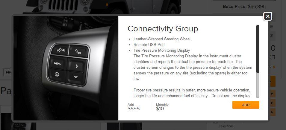 Jeep Connectivity Group >> Connectivity Group Jeep Wrangler Forum