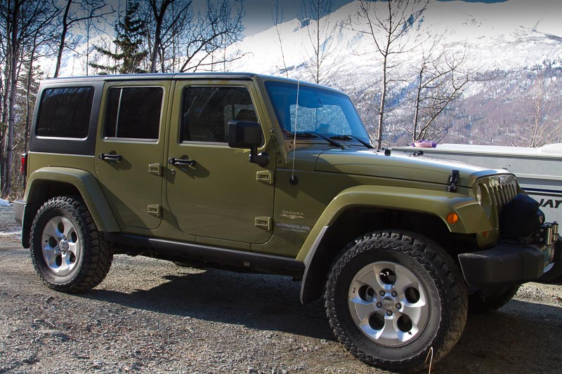 Cooper St Maxx 275 70r18 Jeep Wrangler Forum