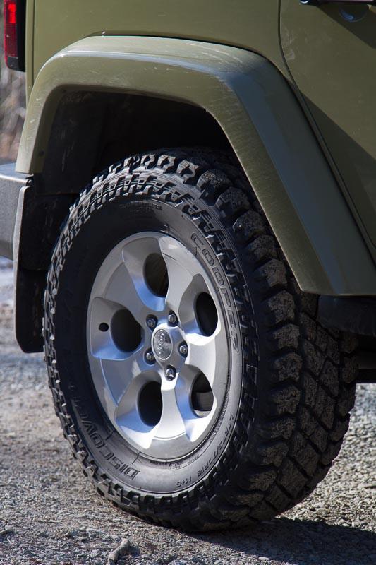 Cooper ST Maxx 275/70r18 - Jeep Wrangler Forum
