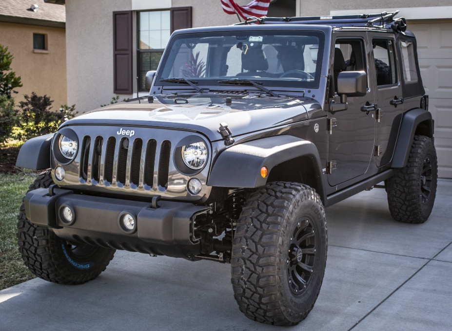 What did you do to your JK today?   Page 2936   Jeep