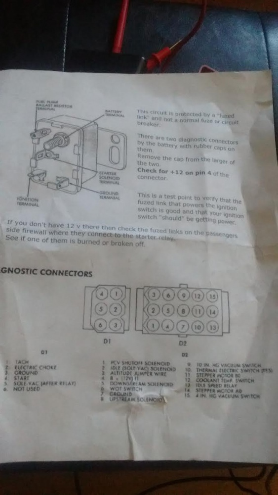 No Start Issue With  U0026quot B  Latch Relay - Coil Feed U0026quot