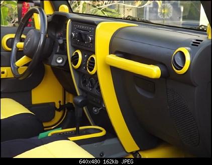 Gecko Green Interior Accent Question Jeep Wrangler Forum
