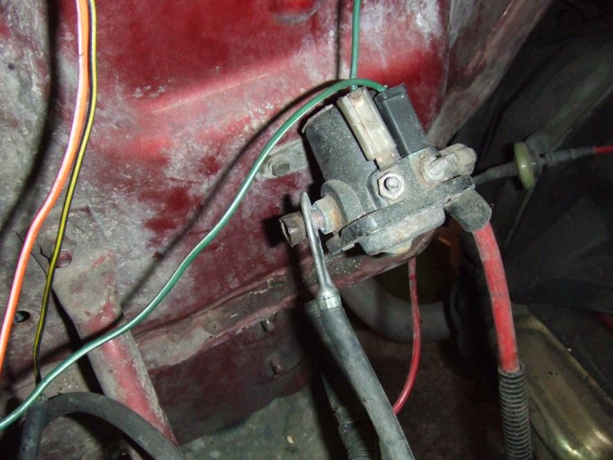 1987 Starter Relay?? - Jeep Wrangler Forum on