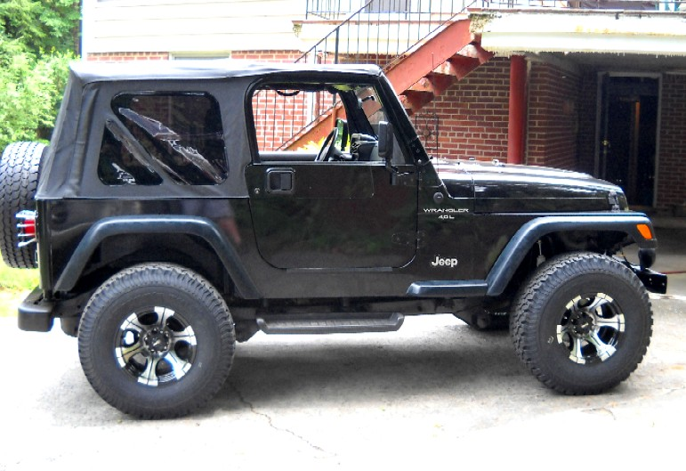 Wanted Pics Of Lifted Jeeps With 32 33 Inch Tires Jeep Wrangler