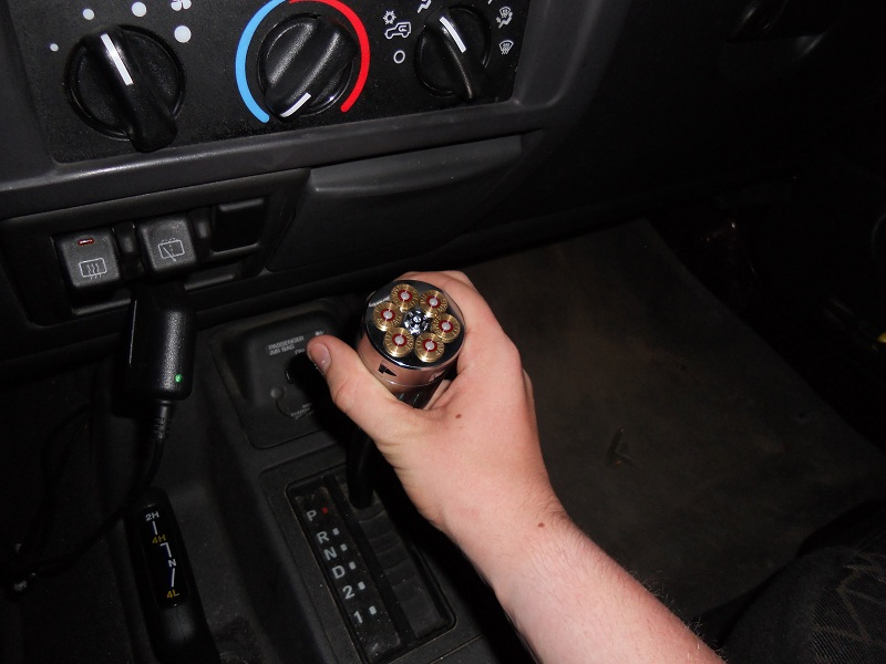 My New Auto Tranny Shift Knob Jeep Wrangler Forum