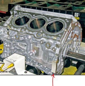 Pentastar Block And Cylinder Head Date Code Jeep Wrangler Forum