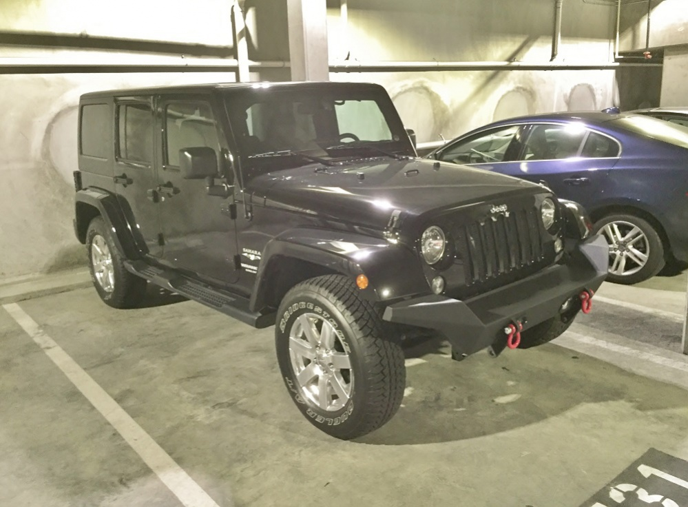 Click image for larger version  Name:Eugene with new bumper and decals.jpg Views:20 Size:204.8 KB ID:3152929