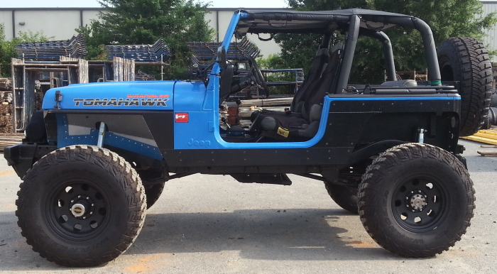 Project Tomahawk Build - Jeep Wrangler Forum