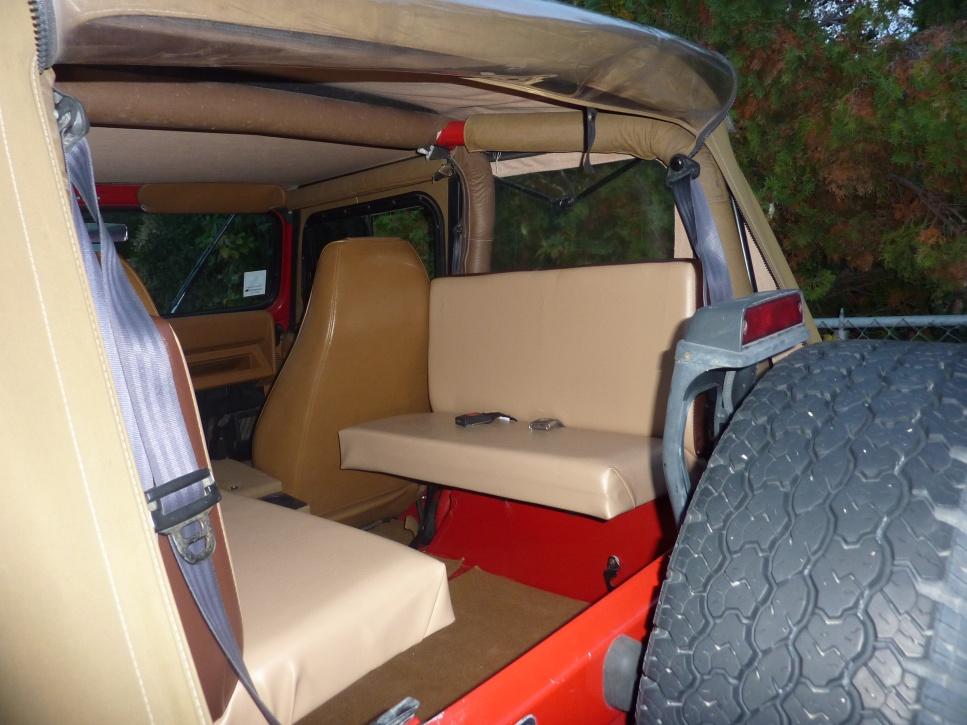 Rear Jump Seat Build Jeep Wrangler Forum