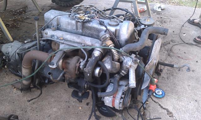 TDI Diesel Conversion? - Jeep Wrangler Forum