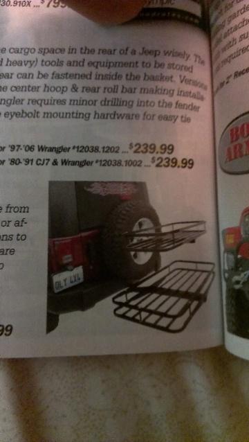 Adventure Safari Rack Jeep Wrangler Forum