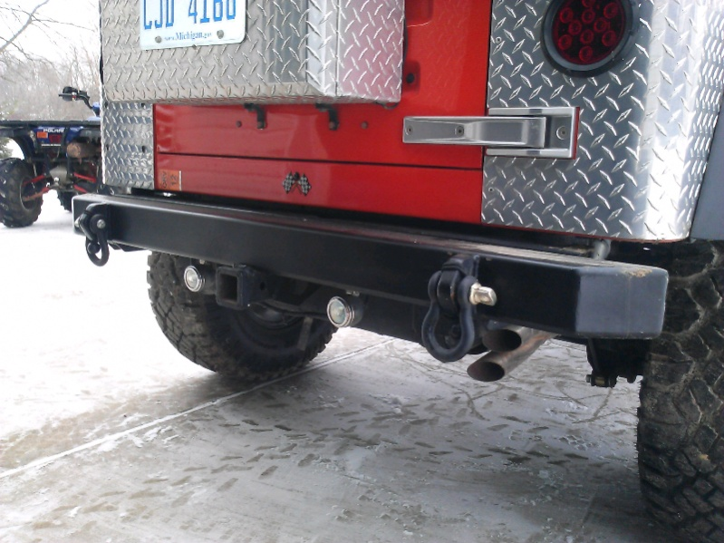 Homemade bumpers? - Jeep Wrangler Forum on jeep zj bumpers, zj rear bumper bar, custom zj bumpers, grand cherokee bumpers,