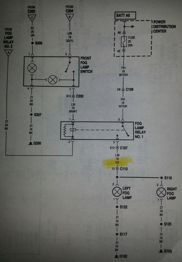Wiring Help  Fog Lights