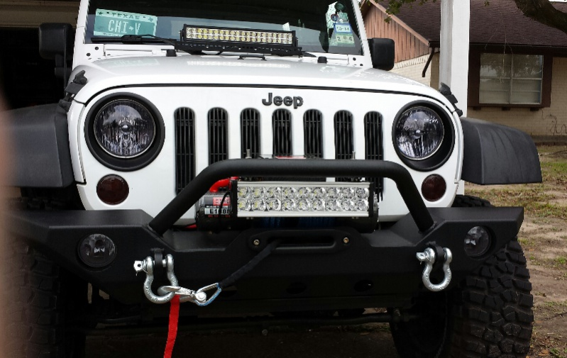 Barricade hd front bumper question pic wanted jeep wrangler forum aloadofball Images