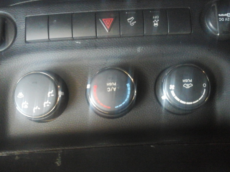 No heat  only blows cold air - Jeep Wrangler Forum