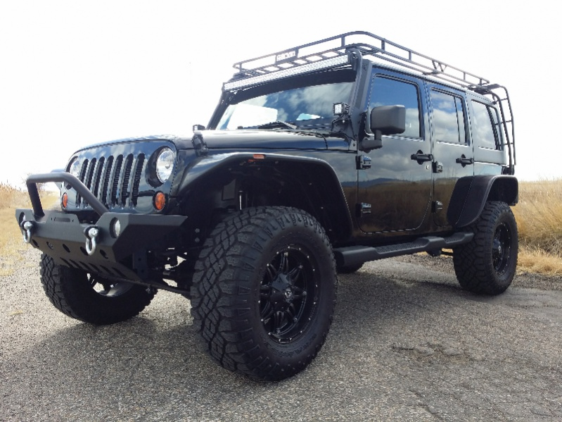 Garvin Roof Rack For Jeep Wrangler - 12.300 About Roof
