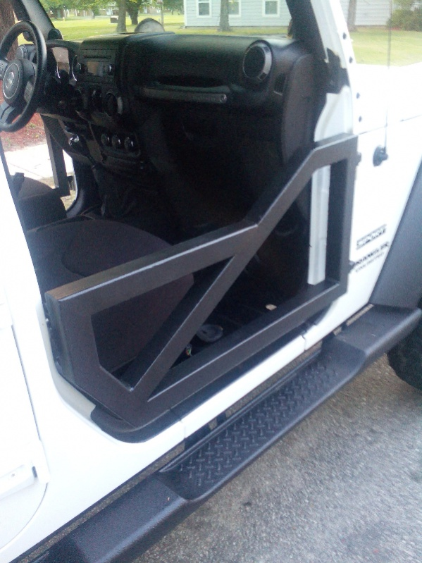 Diy Tube Doors From Square Tubes Jeep Wrangler Forum
