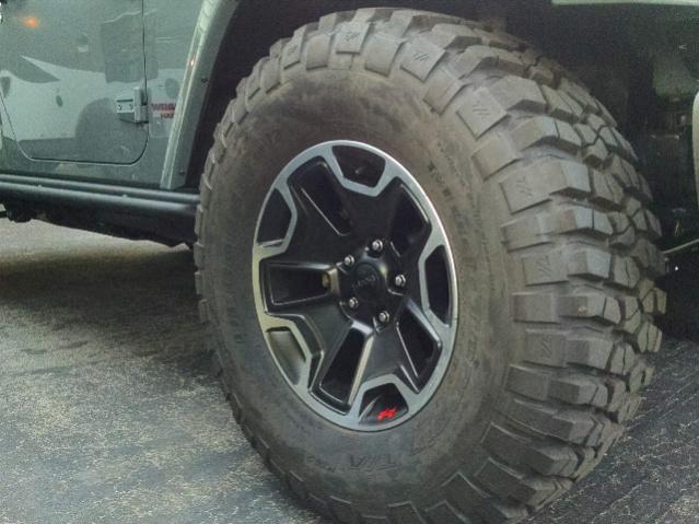 Jeep Mud Tires Quadratec >> Quadratec Hardrock Wheels Impressions Pics Jeep Wrangler Forum