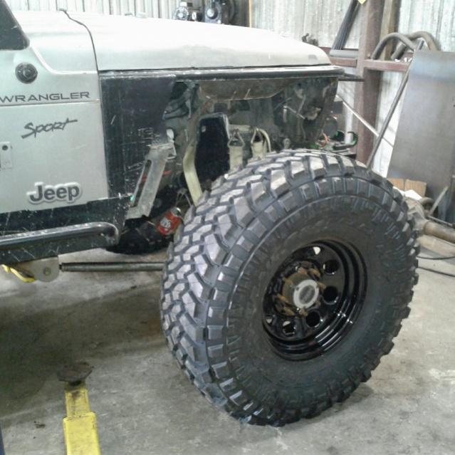 Artec Superduty Dana 60 TJ beta tester review - Jeep